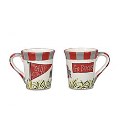 NCAA® Ohio State University Flags Mug