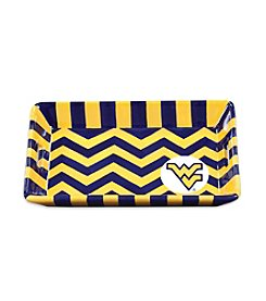 NCAA® West Virginia University Chevron Mini Tray