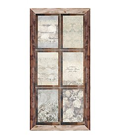 Sheffield Home® 6-Opening Window Pane Collage