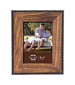 Prinz® Brookfield Brown Wood Frame