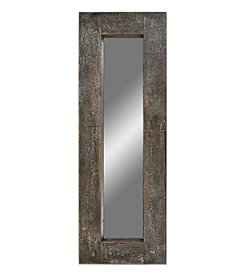 Sheffield Home® Distressed Wood Mirror