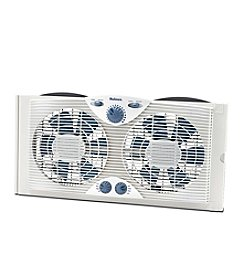 Holmes® Twin Window Fan
