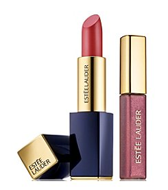 Estee Lauder Rebellious Mauves Lip Set