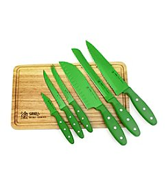 Ginsu® Nuri Series 7-pc. Cutlery Set