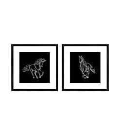 Horse Framed Art