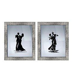 Dancing Couple Framed Art