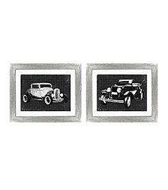 Vintage Cars Framed Art
