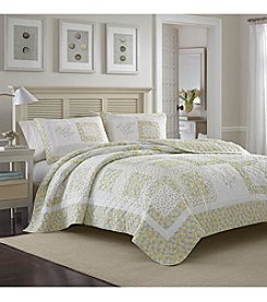 Laura Ashley® Home Elyse Quilt Collection