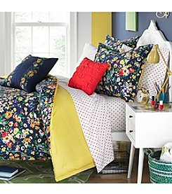Teen Vogue™ Folksy Floral Bedding Collection
