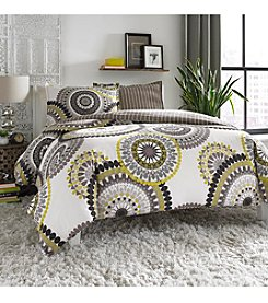 City Scene™ Radius Lemondrop Comforter or Duvet Set