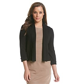 Lennie Roll Tab Bolero Jacket