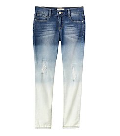Jessica Simpson Girls' 7-16 Marseille Wash Skinny Jeans