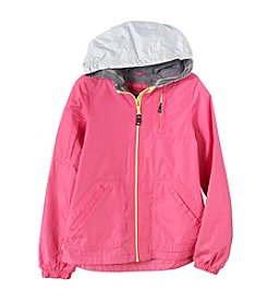 London Fog® Girls' 7-16 Active Jacket With Hood