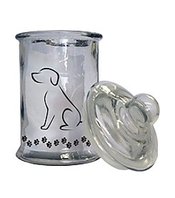 DanaZoo Silhouette Pet Cookie Jar