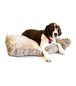 DanaZoo Bold Corduroy Pet Bed