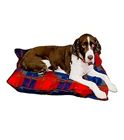 DanaZoo Red Polar Fleece Pillow