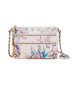Elliott Lucca™ Artisian Messina Three Zip Clutch