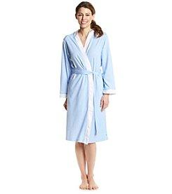 KN Karen Neuburger Dot Kimono Robe