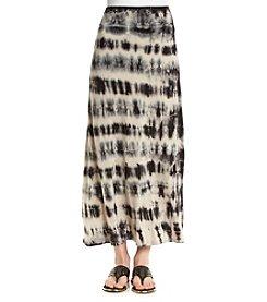 Kensie® Tie Dye Maxi Skirt