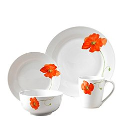 Gallery® Poppy Dinnerware Collection