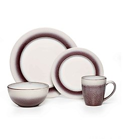 Pfaltzgraff® Eclipse Plum 16-pc. Dinnerware Set