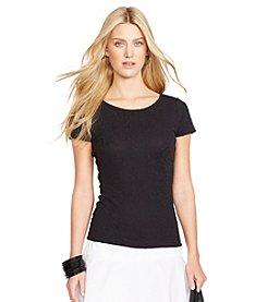 Lauren Ralph Lauren® Jacquard T-Shirt