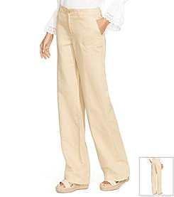 Lauren Ralph Lauren Lightweight Wide-Leg Pants