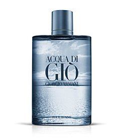 Giorgio Armani® Acqua Di Gio Blue Limited Edition 6.7-oz. Eau De Toilette Jumbo Size Fragrance