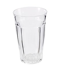 LivingQuarters Clear Castle Highball Glass