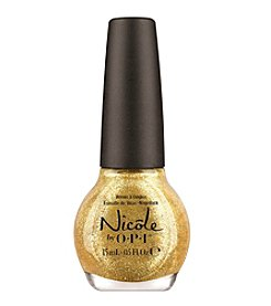 Nicole by OPI® A Heart Of Gold Nail Lacquer