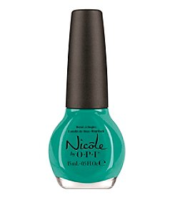 Nicole by OPI® Teal Me Something New Nail Lacquer
