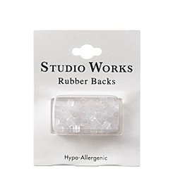 Studio Works® Rubber Earring Backs