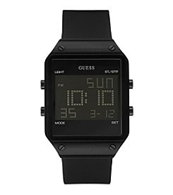 GUESS Men's Sleek Radar Digital Watch
