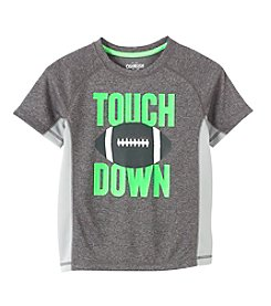 OshKosh B'Gosh® Boys' 4-7 Short Sleeve Touchdown Tee