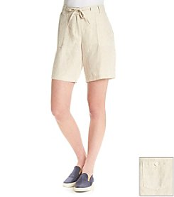 Jones New York Sport® Linen Short
