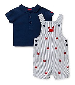 Little Me® Baby Boys' Crabby Shortall