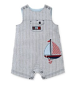 Little Me® Baby Boys' Sailboat Sunsuit