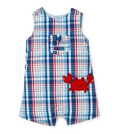 Little Me® Baby Boys' Beach Buddy Sunsuit