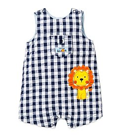 Little Me® Baby Boys' Little Lion Sunsuit