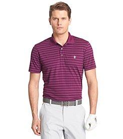 Izod® Men's Short Sleeve Jacquard Polo