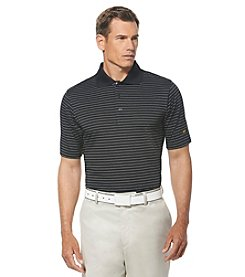 Jack Nicklaus Men's Short Sleeve Pencil Stripe Polo