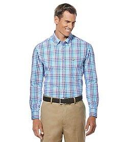 Jack Nicklaus Men's Long Sleeve Multi Color Gingham