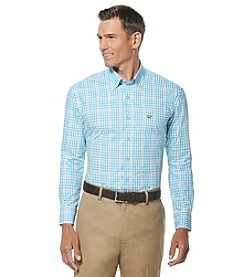 Jack Nicklaus Men's Long Sleeve 3-Color Gingham
