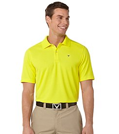 Callaway® Men's Opti-Dri Solid Polo