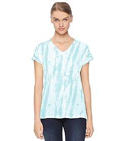 Calvin Klein Jeans® Extended Sleeve V-Neck Shirt