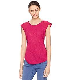 Calvin Klein Jeans® Extended Raglan Slub Tee