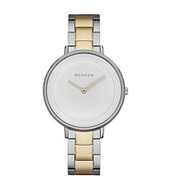 Skagen Denmark Women's Ditte Two-Tone Watch