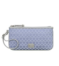 Nine West® Mini 9's Sateen Wristlet