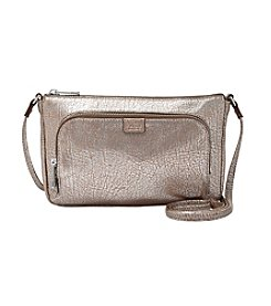 Fossil® Riley Metallic Mini Bag