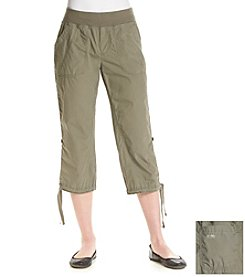 Calvin Klein Performance Crop Cargo Pants